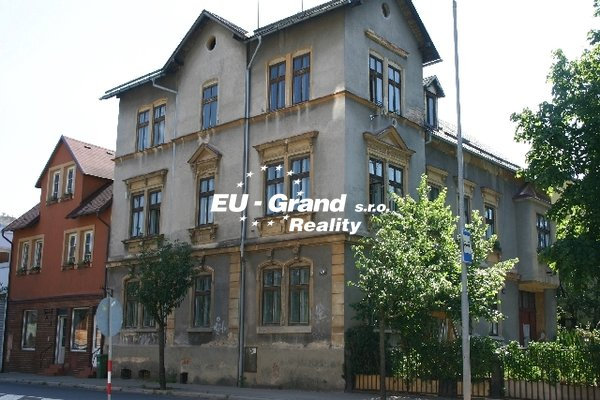 Prodej, Činžovní domy, Liberec 495 m²