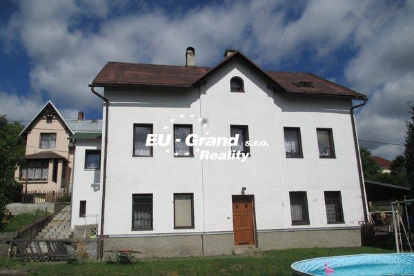Prodej, Rodinné domy, 114 m² - Dolní Poustevna