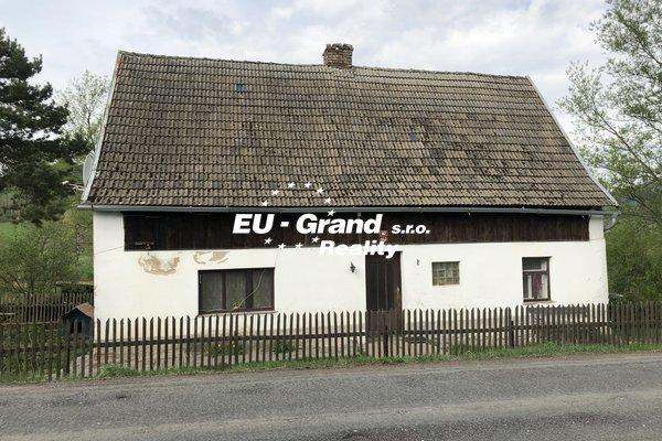 Prodej, Rodinný dům - Česká Kamenice - Kerhartice