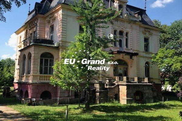 Prodej vily ve Varnsdorfu