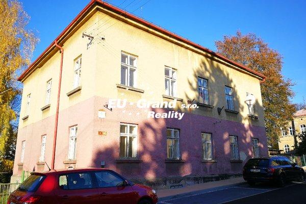 Prodej bytového domu v Krásné Lípě
