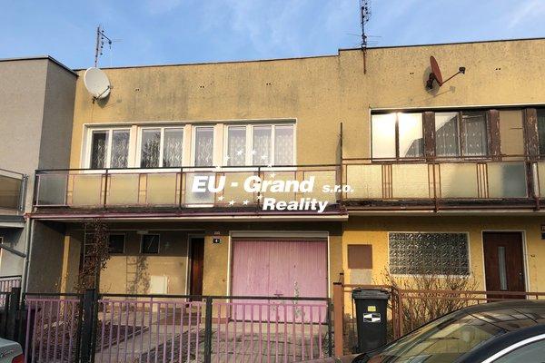 Prodej řadového rodinného domu ve Varnsdorfu