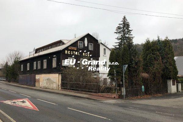 Prodej pensionu s restauraci v Dolním Podluží