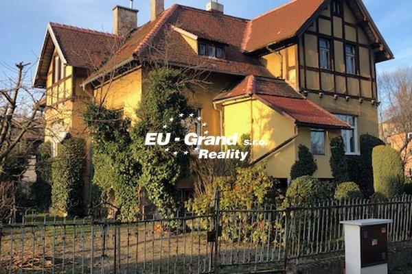 Prodej ideální poloviny rodinného domu ve Varnsdorfu