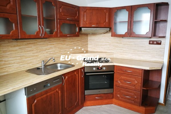 Prodej družtevního bytu 3+1+L v Rumburku