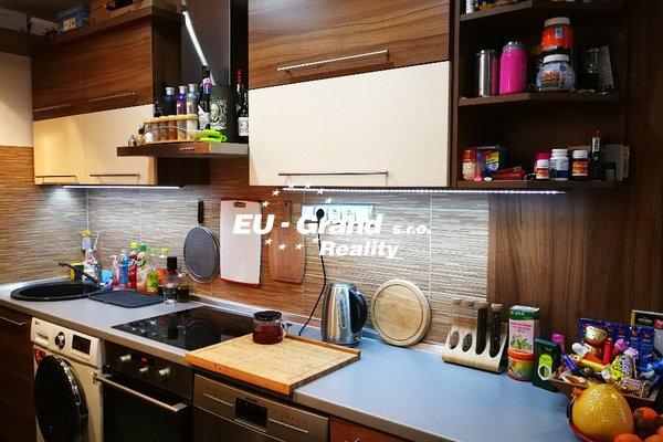 Prodej zrekonstruovaného bytu 4+1/L ve Varnsdorfu