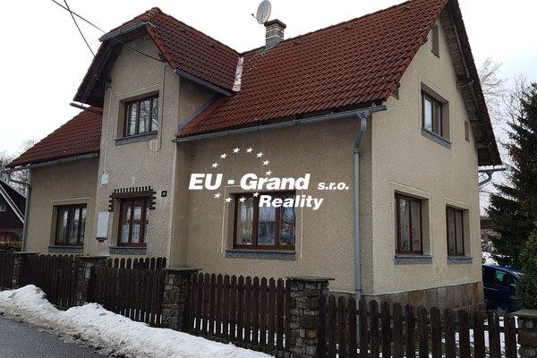 Prodej rodinné domu Šluknov - Císařský