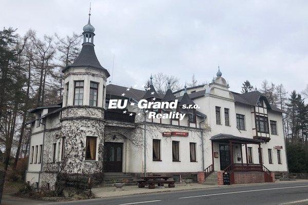 Prodej penzionu s restaurací v Rumburku