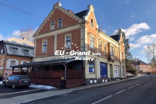Prodej bytového domu v Krásné Lípě ulice Pražská