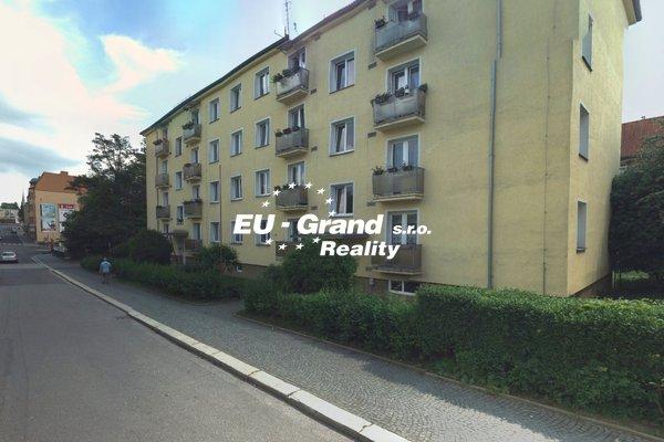 Prodej družstevního bytu 3+1+L ulice Legii Varnsdorf