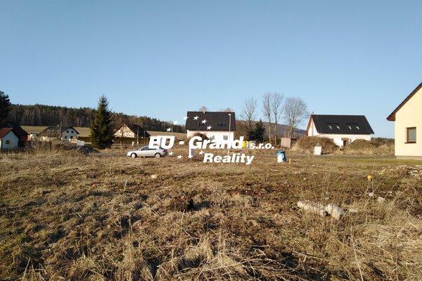 Prodej, Pozemky pro bydlení, 1009m² - Cvikov I