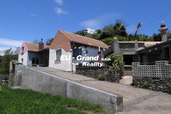 Prodej rekreačního domu na ostrově Flores - Portugalsko