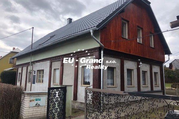 Prodej rodinného domu v Jiříkově - Loučné