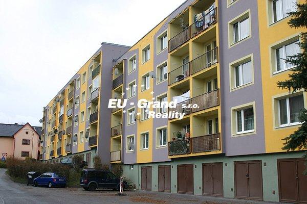 prodej, byty 3+1 Nový Bor