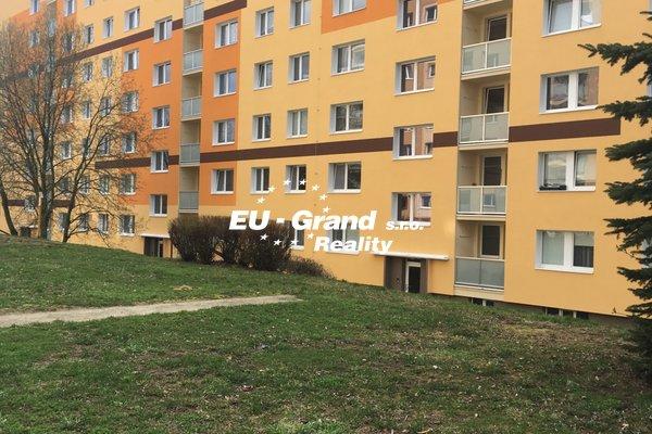 Prodej bytu 1+1/L v OV - Česká Lípa