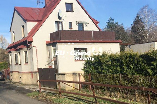 Prodej rodinného domu  - Varnsdorf