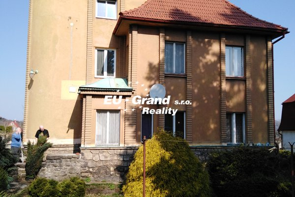 Prodej, Rodinné domy, 612m² - Kamenický Šenov