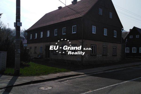 Prodej, Zemědělská usedlostv obci Svor, 5690m² - Svor
