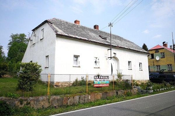 Prodej rodinného domu v Lipové