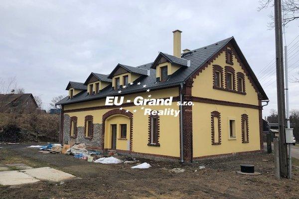 Prodej nájemního domu ve Starých Křečanech