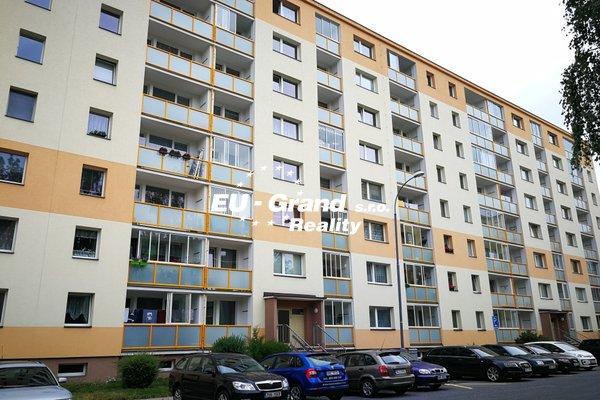 Prodej družstevního bytu 4+1+L v Rumburku
