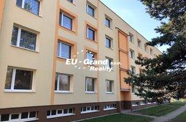 Prodej bytu 2+1+L a garaže v Žandově u České Lípy