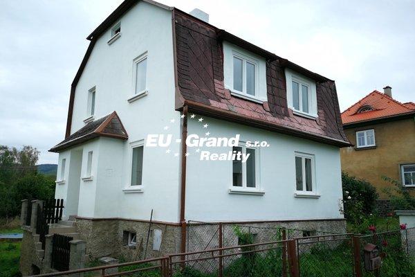 Prodej rodinného domu v Jiřetíně pod Jedlovou
