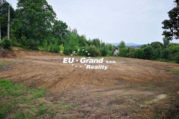 Prodej stavebního pozemku v Rumburku 2 - Horní Jindřichov