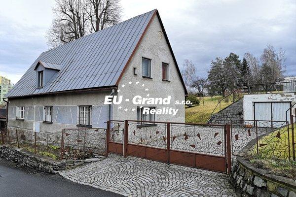 Prodej rodiného domu v Rumburku