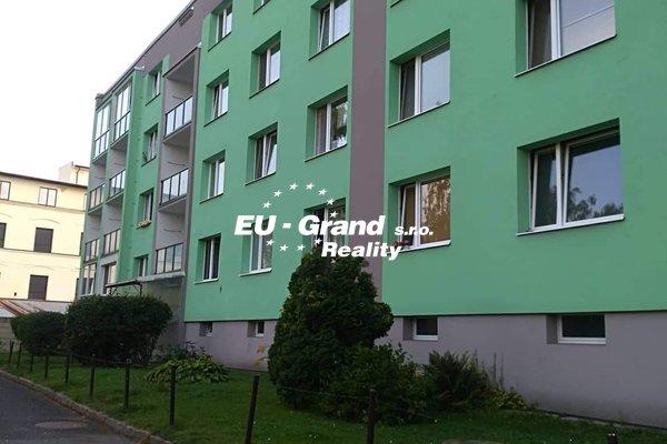 Prodej družstevního bytu 1+1 ve Varnsdorfu