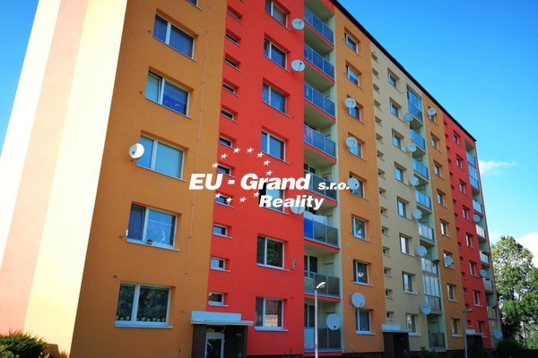 Prodej bytu 3+1/L v OV ve Varnsdorfu
