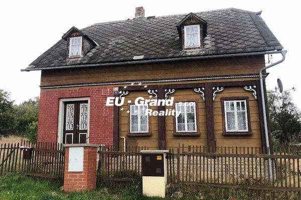 Prodej rodinné domu Rumburk - Horní Jindřichov