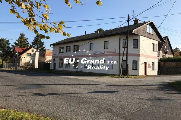 Prodej komerční nemovitosti - Varnsdorf