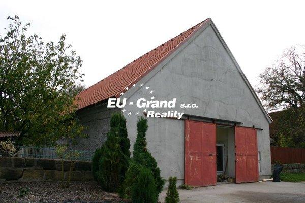 nabízí, prodej, sklady 205m2 Česká Lípa Dubice