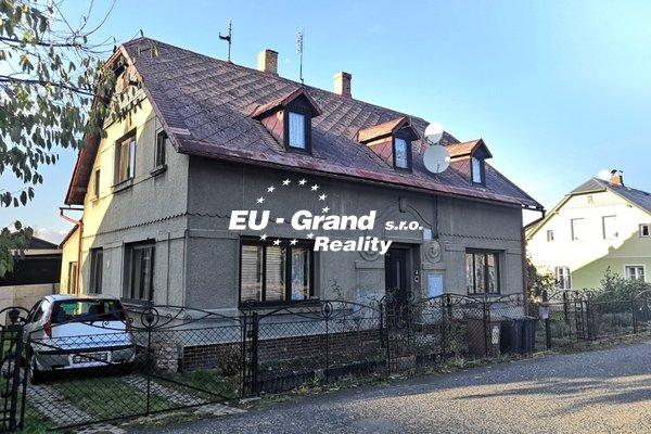 Prodej rodinného domu v obci Filipov u Jiříkova