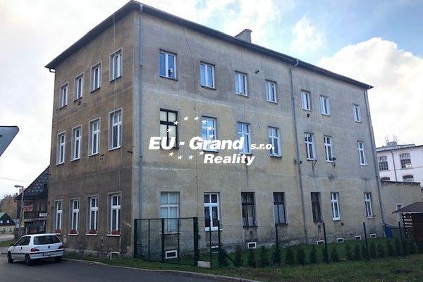 Prodej bytu 1+1 v OV ve Varnsdorfu