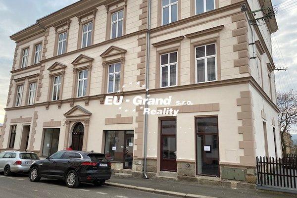 Ponájem komerčního prostoru ve Varnsdorfu