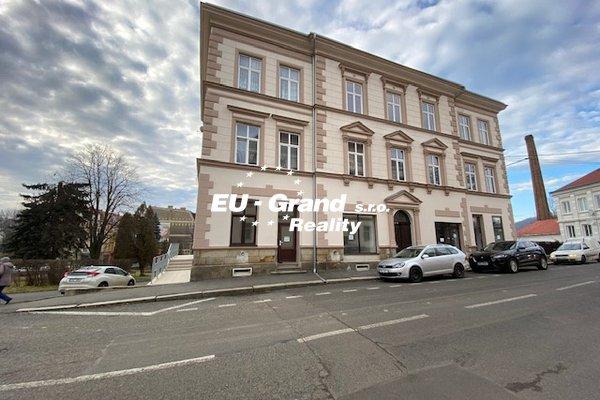 Pronájem komerčního prostoru ve Varnsdorfu