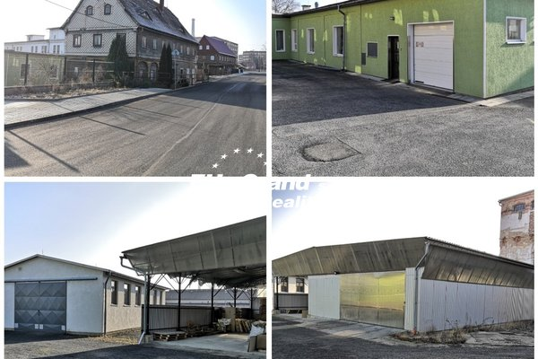 Prodej truhlárny s RD ve Varnsdorfu