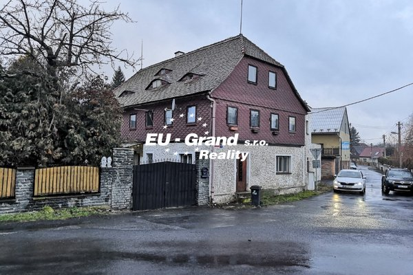 Prodej rodinného domu ve Varnsdorfu