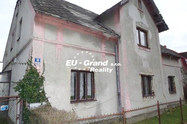 Exkluzivní prodej rodinného domu  - Jiříkov okr. Děčín