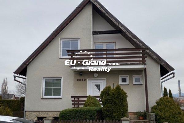 Prodej rodinné domu ve Varnsdorfu na ulici Komenského