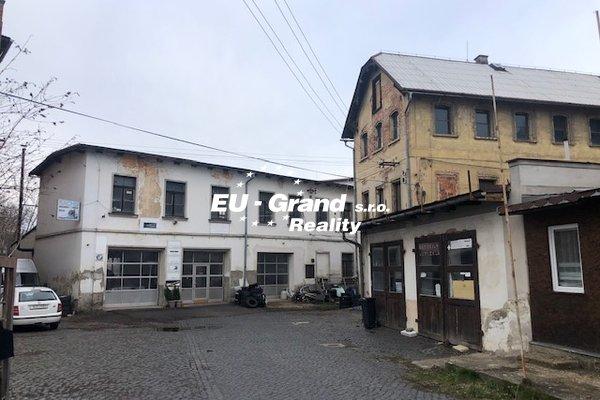 Prodej komerčních prostorů ve Varnsdorfu