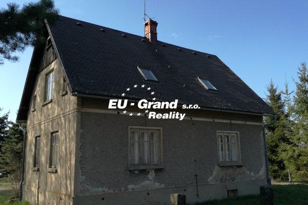 Prodej rodinného domu Varnsdorf-Studánka