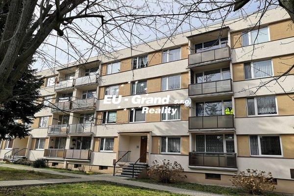 Prodej bytu 2+1/L v OV ve Varnsdorfu