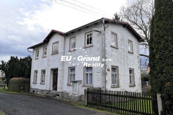 Prodej rodinného domu v Rumburku - Horním Jindřichově