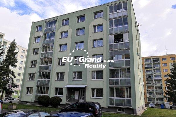 Prodej družstevního bytu 3+1/L ve Varnsdorfu