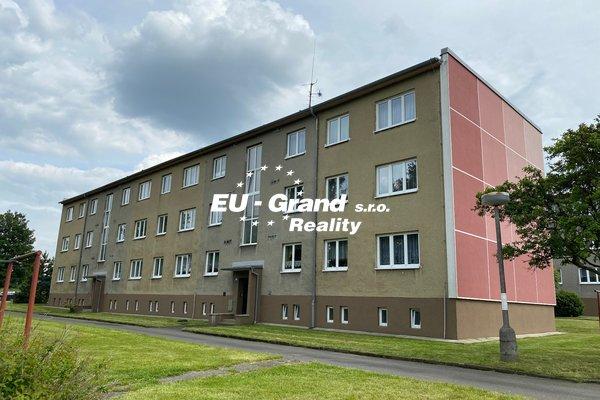 Prodej bytu 3+1+L  v OV ve Varnsdorfu s garáží