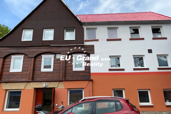 Pronájem bytu 3KK  ve Varnsdorfu