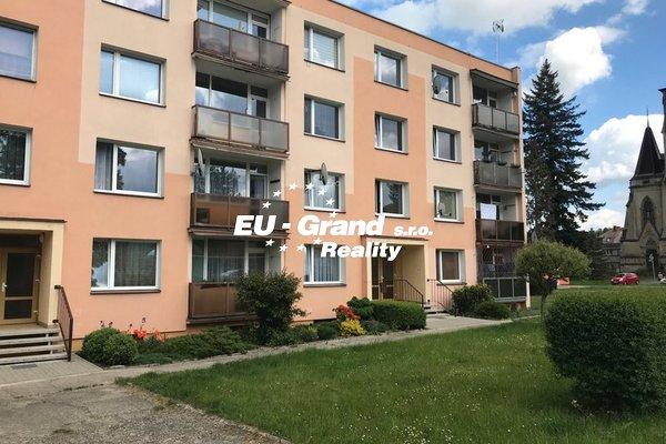 Prodej bytu v OV 1+1 ve Varnsdorfu